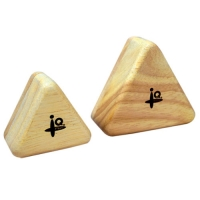 Triangle Wood Shaker