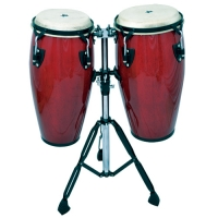 Conga  Double stand-Black