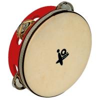 Headed Tambourine-Red