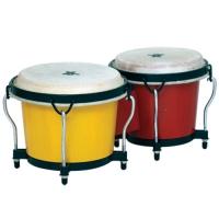 "Bongo 6""+7"" Red&Yellow"