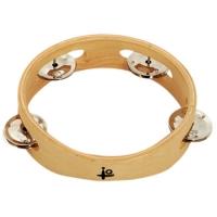 Wood Tambourine-Natural